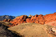 Red Rock Photos - Red Rock Canyon by Anthony Citro