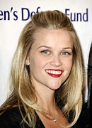 Reese Framed Prints - Reese Witherspoon At Arrivals Framed Print by Everett