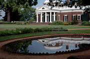 Thomas Jefferson Art - Reflections of Monticello by LeeAnn McLaneGoetz McLaneGoetzStudioLLCcom