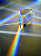 Splitting Prints - Refraction Print by Lawrence Lawry