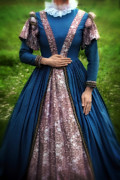 Nobility Photo Posters - Renaissance Princess Poster by Joana Kruse