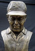 Bronze Sculptures - Retired by Curtis James