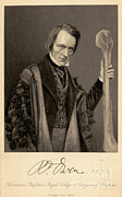 Paleontologist Posters - Richard Owen, English Paleontologist Poster by Science Source