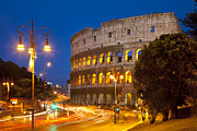 Avenue Art - Roman Coliseum by Brian Jannsen