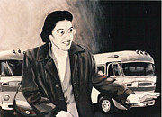 Rosa Parks Print by Howard Stroman