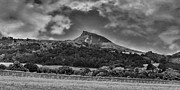 Redcar Framed Prints - Roseberry Topping Framed Print by Trevor Kersley