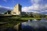 The Clan Art - Ross Castle, Killarney, Co Kerry by The Irish Image Collection