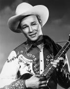 Cowboy Hat Photos - Roy Rogers (1912-1998) by Granger