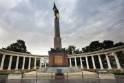 Liberation Photos - Russian Liberation Monument by Andre Goncalves