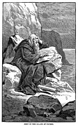Gospel Posters - Saint John The Evangelist Poster by Granger