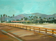 Santa Barbara Paintings - Santa Barbara by Filip Mihail