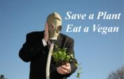 Michael Ledray - Save a plant eat a vegan