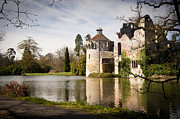Kent Prints - Scotney Castle Print by Donald Davis