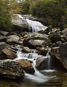 Solitude Photos - Second Falls - Blue Ridge Falls by Andrew Soundarajan