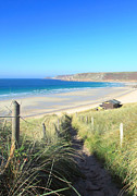 Sennen Photos - Sennen Cove by Carl Whitfield