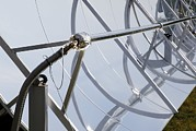 Technical Photos - Solar Parabolic Mirrors, Cologne, Germany by Detlev Van Ravenswaay