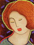 Icon Mixed Media Originals - Soul Memory by Gloria Rothrock