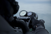 Special Forces Framed Prints - Special Operations Forces Combat Diver Framed Print by Tom Weber