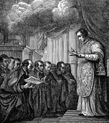 St. Ignatius Loyola Print by Granger