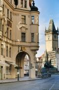 Charles River Art - Streets of Prague by Andre Goncalves