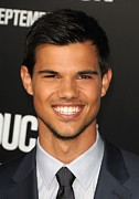 Abduction Photos - Taylor Lautner At Arrivals by Everett