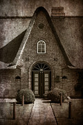 Thatched Cottage Posters - Thatch Poster by Joana Kruse