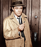 Trenchcoat Prints - The Apartment, Jack Lemmon, 1960 Print by Everett