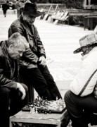 Board Game Photos - The final match by Gabriela Insuratelu