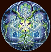 Morgan  Mandala Manley - The Flowering of Divine...