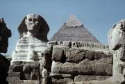 Great Sphinx Framed Prints - The Great Sphinx Framed Print by Granger
