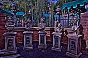 Haunted Originals - The Haunted Mansion HDR by Jason Blalock