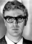 Secret Agent Prints - The Ipcress File, Michael Caine, 1965 Print by Everett