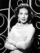 1950s Tv Photos - The Loretta Young Show, Loretta Young by Everett