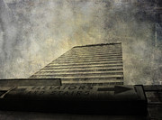 Elevators Prints - The Stairs Print by Jerry Cordeiro