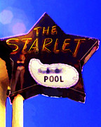 Starlet Art - The Starlet by Ron Regalado
