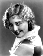 Portraits Prints - Thelma Todd, Portrait Ca. 1935 Print by Everett