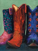 Cowgirl Originals - Threes Company by Frances Marino