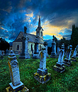 Grave Photos - Timeless by Phil Koch