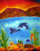 Seahorses Originals - Under the Sea by Beverly Johnson