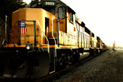 Wingsdomain Art and Photography - Union Pacific Locomotive Trains . 7D10588