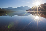 Glacier National Park Prints - Unspeakable Print by Scott Hansen
