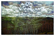 Vale Metal Prints - Vail Vista Metal Print by Madeline Ellis