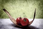 Essen Posters - Vegetable Poster by Angela Doelling AD DESIGN Photo and PhotoArt