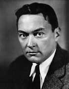 Journalist Framed Prints - Walter Lippmann (1889-1974) Framed Print by Granger