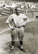 Pittsburgh Pirates Photos - Walter Rabbit Maranville by Granger