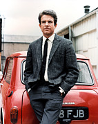 1960s Fashion Photos - Warren Beatty, 1960s by Everett