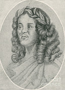 D.w. Prints - William Davenant, English Poet Laureate Print by Photo Researchers