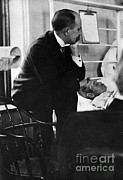 Clinical Art - William Osler, Canadian Physician by Science Source