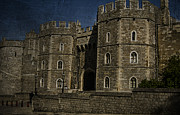 Windsor Prints - Windsor Castle Print by Jim  Hatch