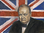 Prime Originals - Winston Churchill by Robert Scott